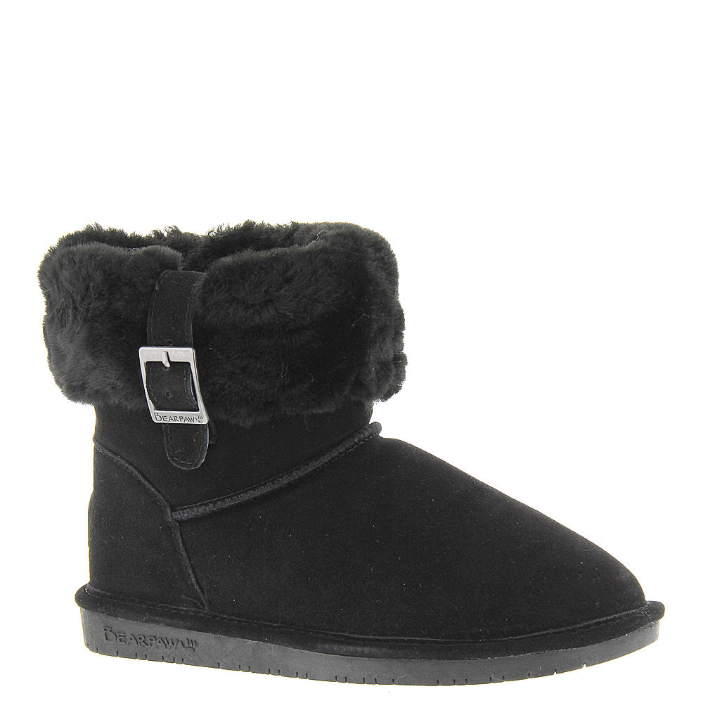 Bearpaw Abby Women's Black Boot 6 M