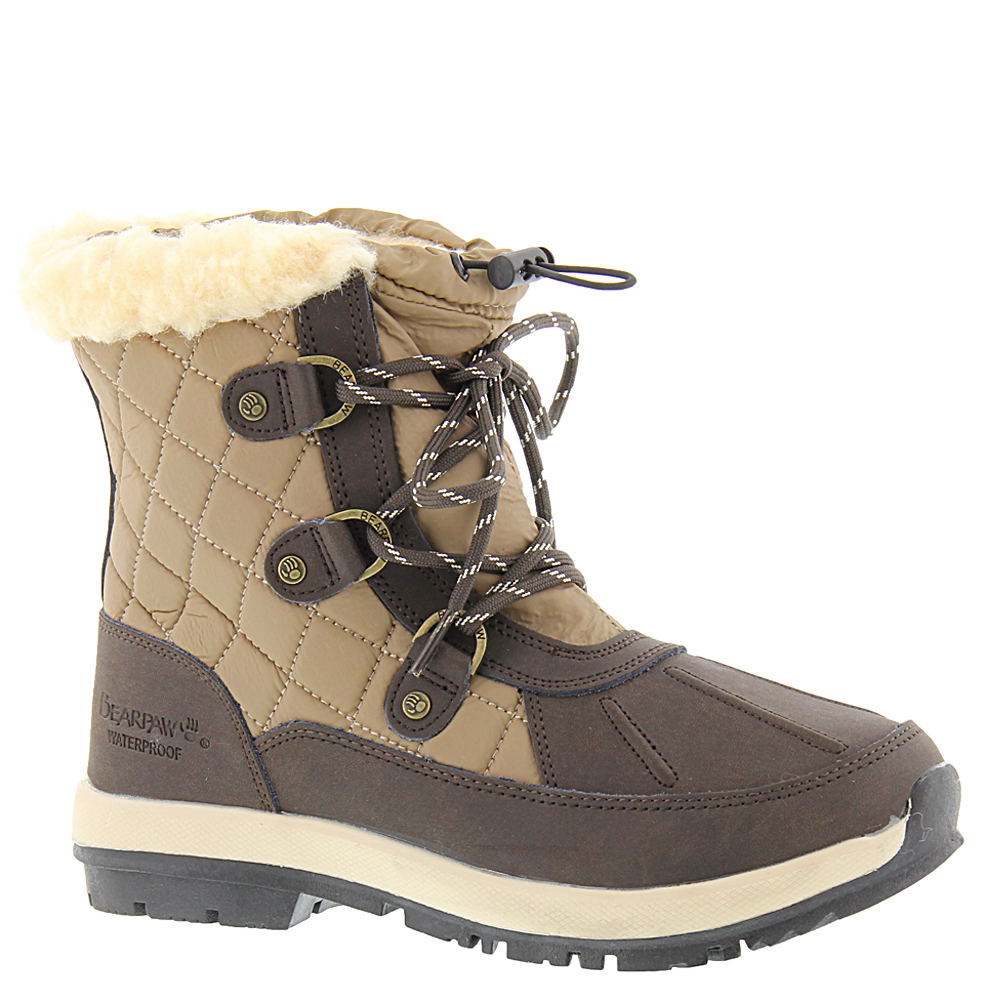 Bearpaw Bethany Women's Brown Boot 6 M