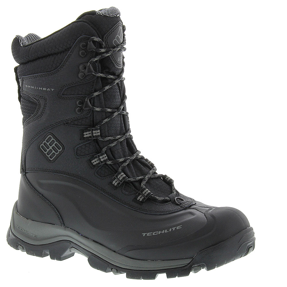 Columbia Bugaboot Plus III XTM Omni-Heat Men's Black Boot...
