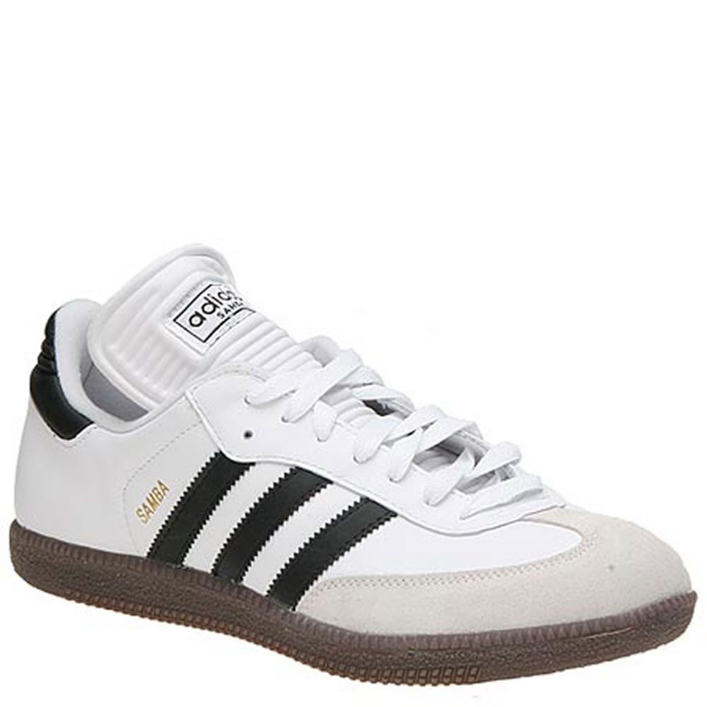 Adidas Samba Classic Men's White Soccer 10 M