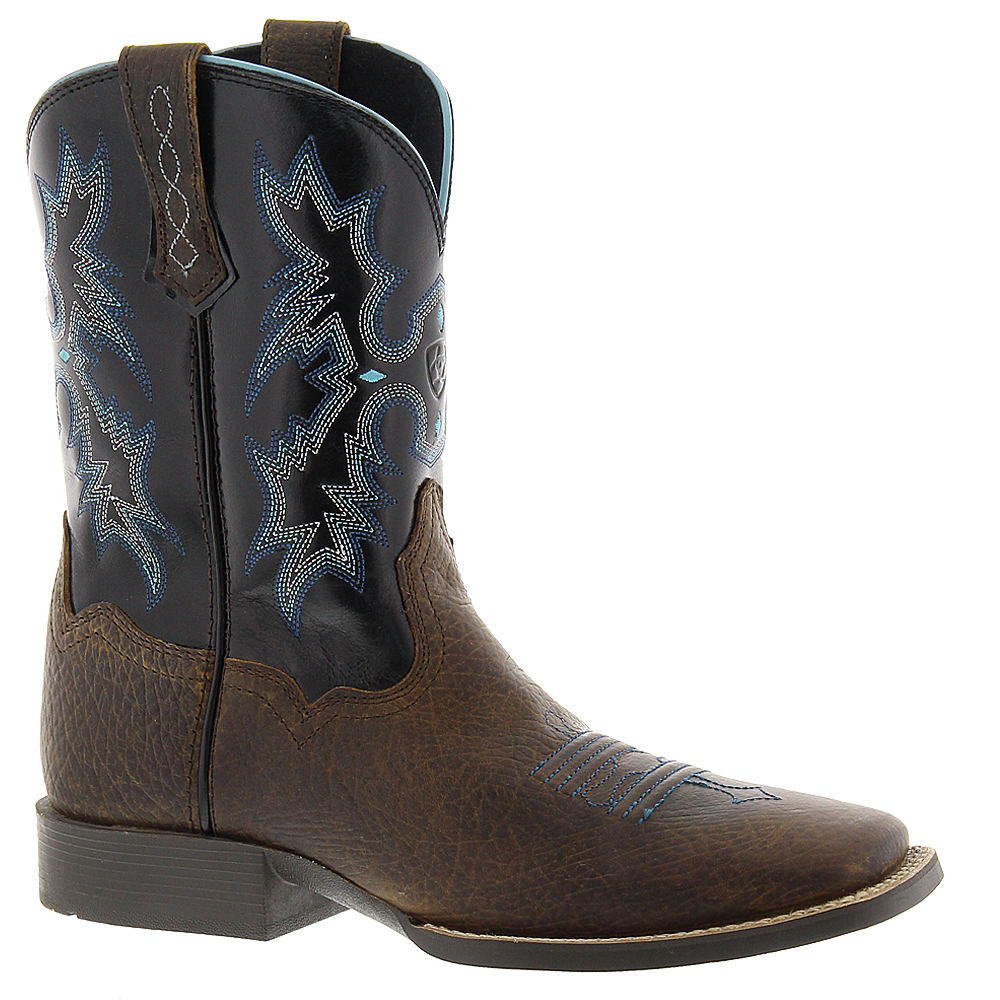 Ariat Tombstone Boys' Toddler-Youth Brown Boot 10 Toddler M