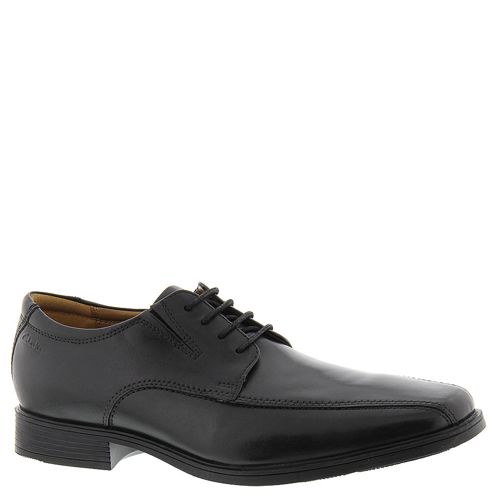 Clarks Tilden Walk Men's Black Oxford 9 W