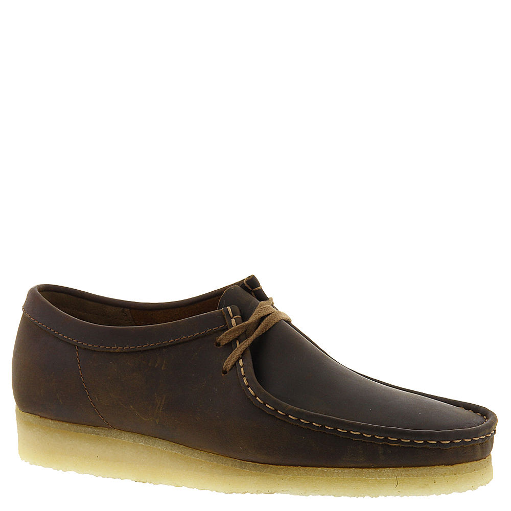 Clarks Wallabee - Beeswax Leather 8