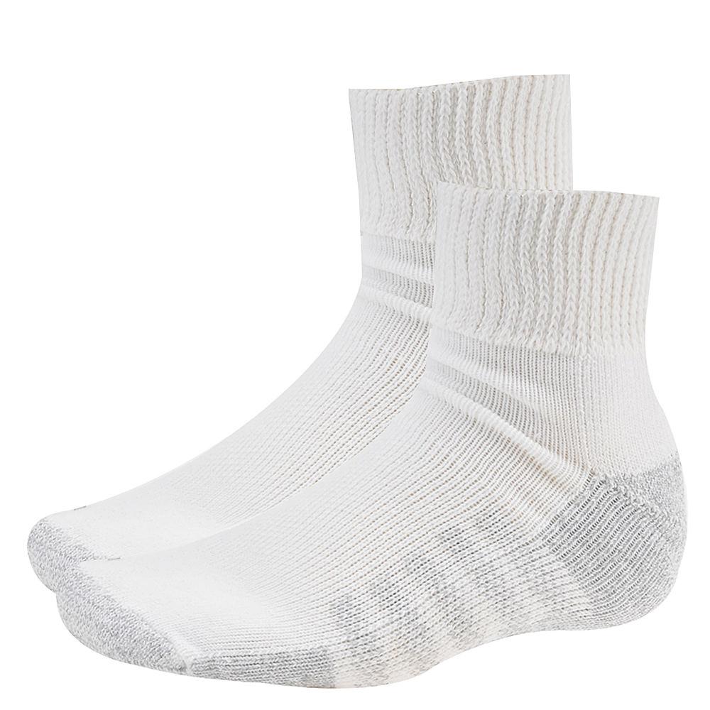 New Balance Men's N202 X-Wide High Density Quarter Socks White Socks XL 639313WHT1XL