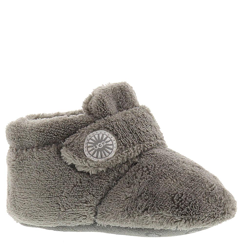 UGG Bixbee Kids Infant Grey Slipper 0/1 Infant M