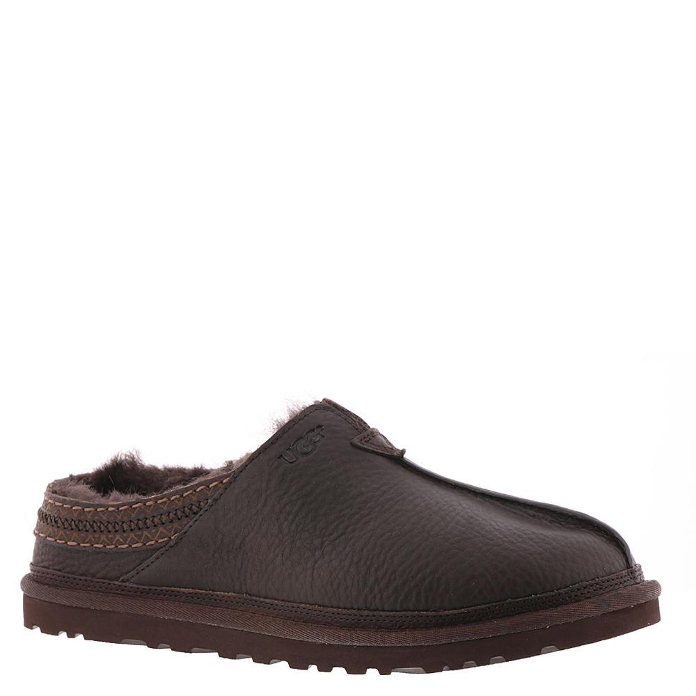 UGG Neuman Men's Brown Slipper 14 M