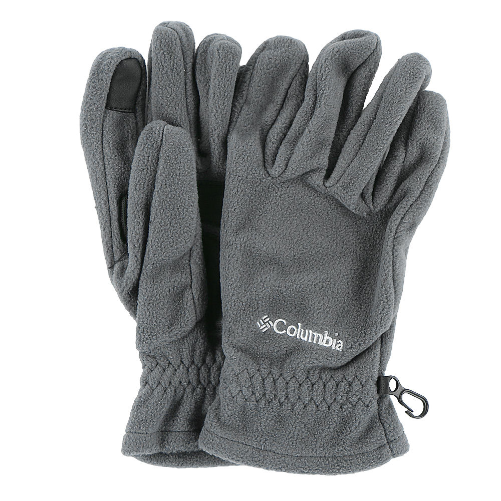 Columbia Thermarator Glove Men's Grey Misc Accessories M