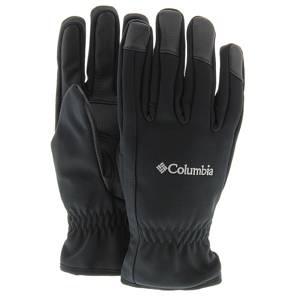 Columbia Northport Insulated Softshell Glove Men's Black ...