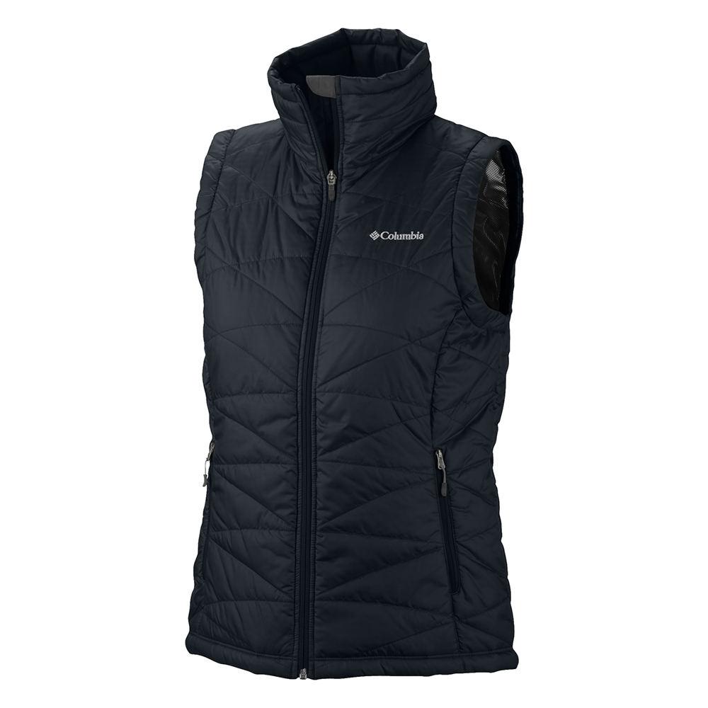 Columbia Women's Mighty Light III Vest Black Jackets M