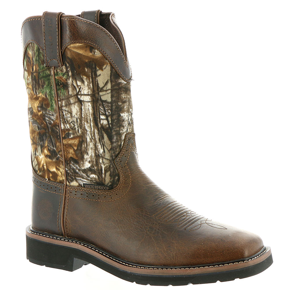 Justin Boots Stampede Collection WK4676 Men's Multi Boot ...
