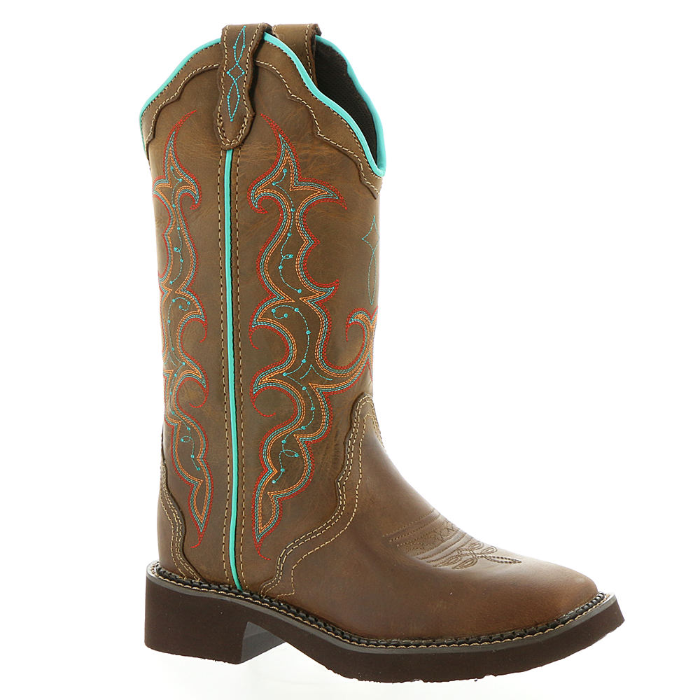 Justin Boots Gypsy Collection L2900 Women's Tan Boot 5.5 B