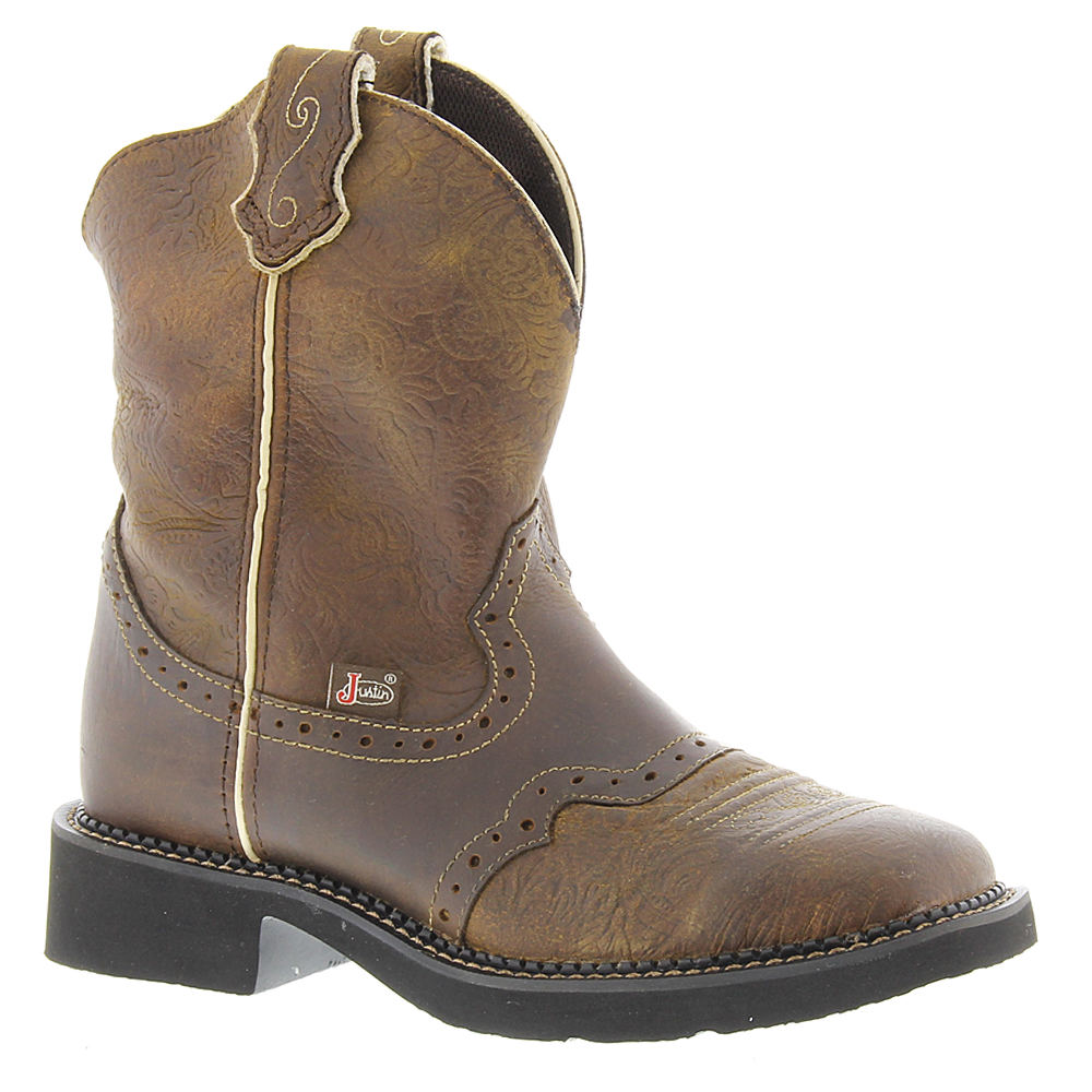 Justin Boots Gypsy Collection L9618 Women's Brown Boot 7.5 B
