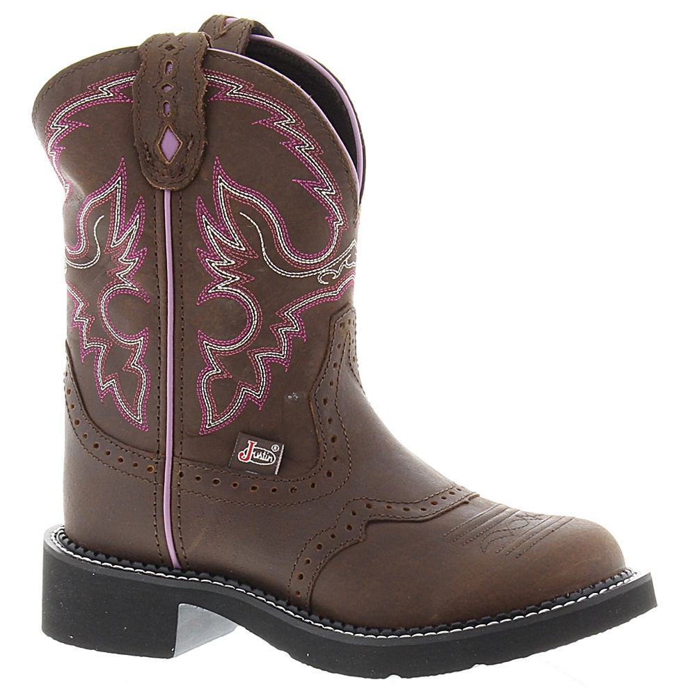 Justin Boots Gypsy Collection L9903 Women's Brown Boot 10 B