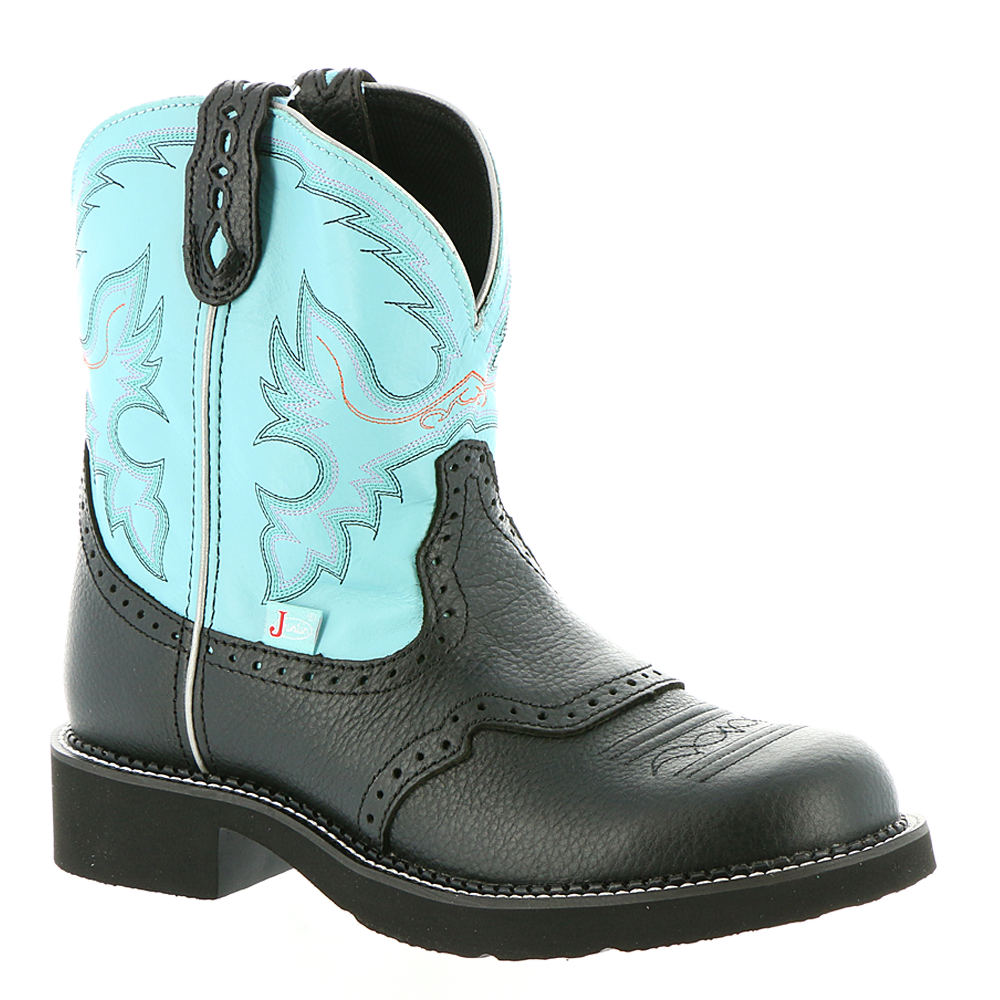 Justin Gypsy Collection L9905 Women's Black Boot 7.5 B