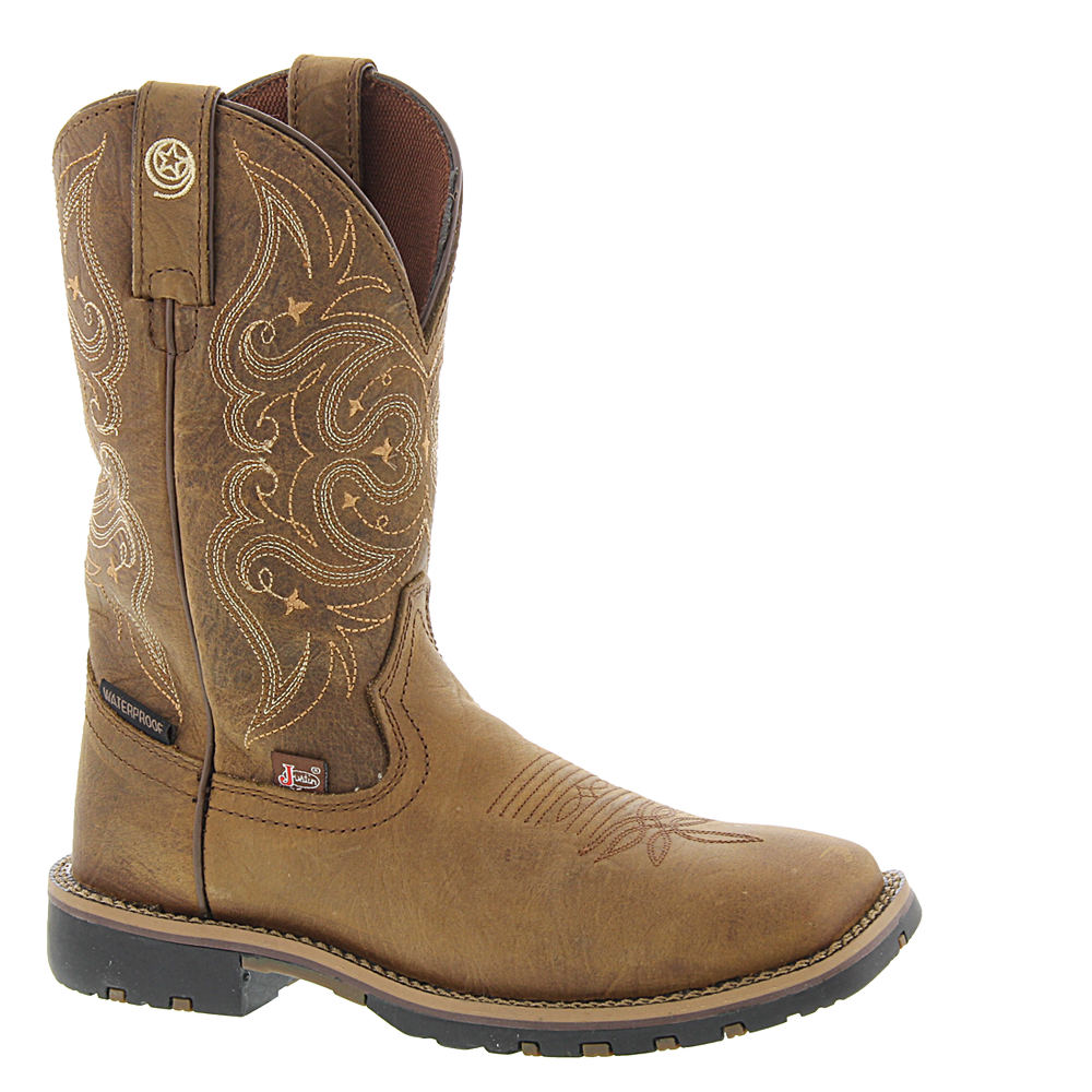 Justin George Strait Collect. GSL9050 Women's Brown Boot ...
