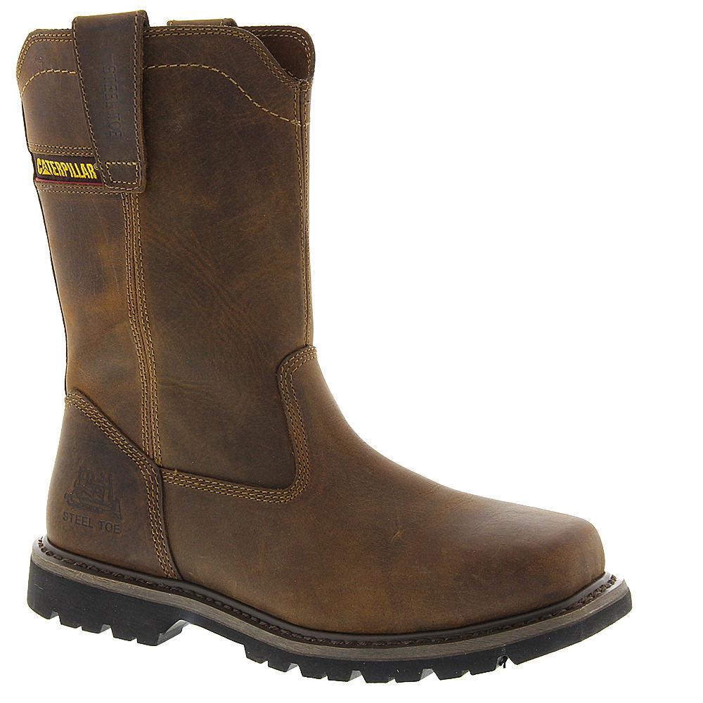 Caterpillar Wellston ST Men's Brown Boot 12 M