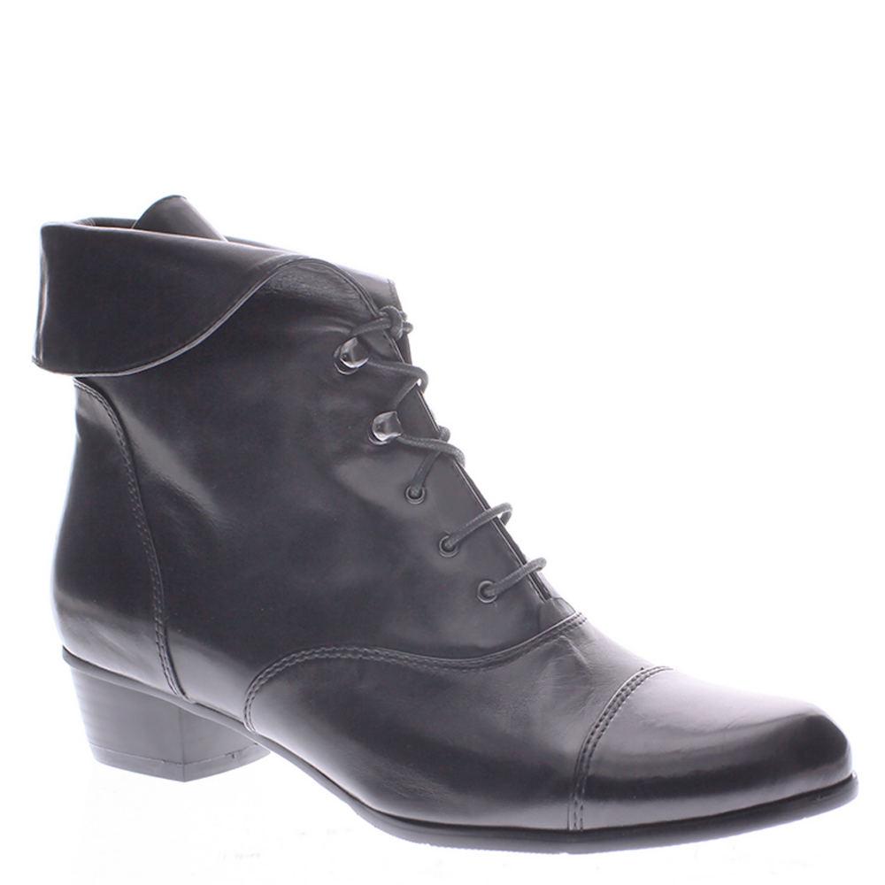 Spring Step Galil Women's Black Boot Euro 39      US 8.5 M