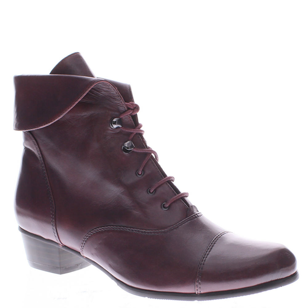 Spring Step Galil Women's Red Boot Euro 42      US 10.5 -...