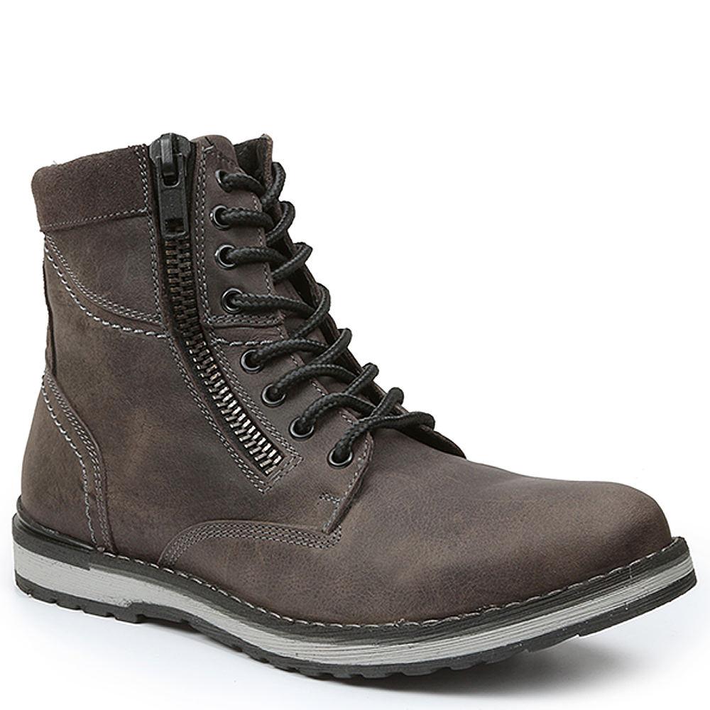 GBX Dern Men's Grey Boot 12 M