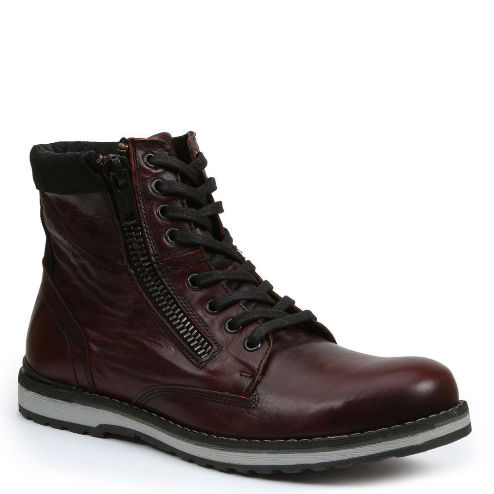 GBX Dern Men's Burgundy Boot 8 M