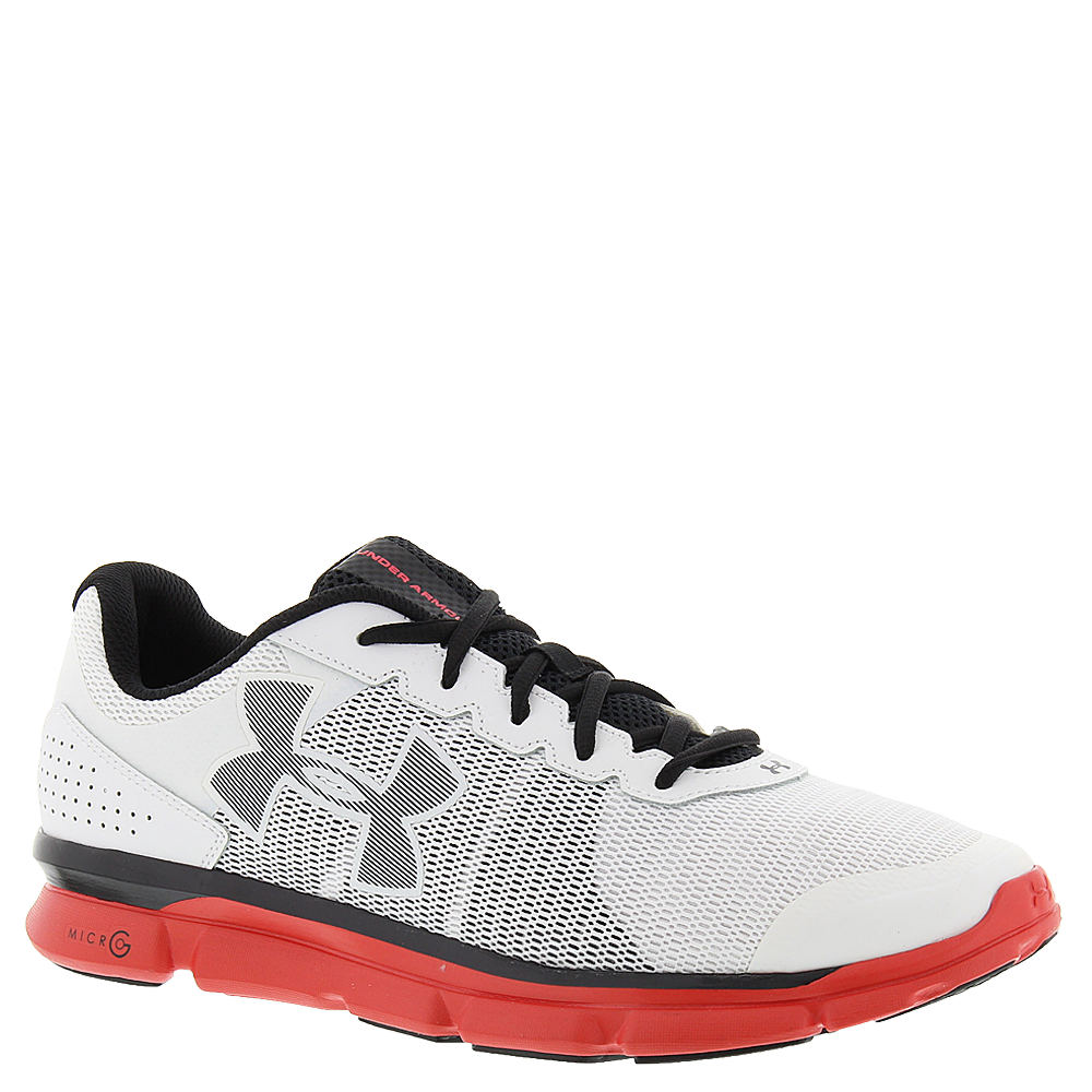 Under Armour Micro G Speed Swift (Men's) White-Red-Black 640255