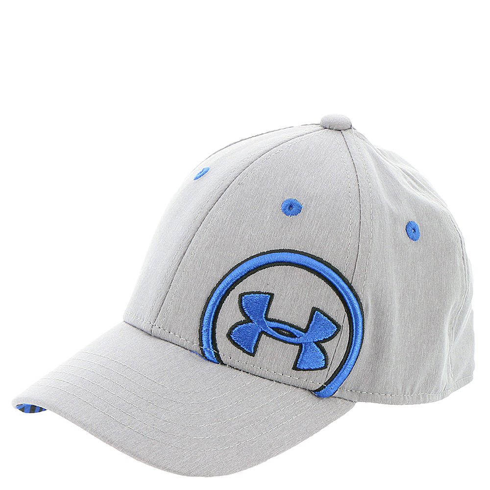 Under Armour Boys' Billboard Cap Grey Hats XS/S 818813GRYXSS