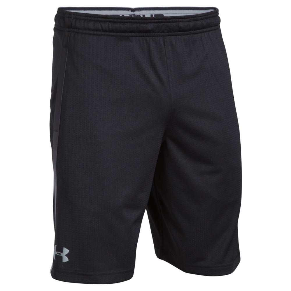 Under Armour Men's Tech Mesh Short Black Shorts XL 709688BLKXL
