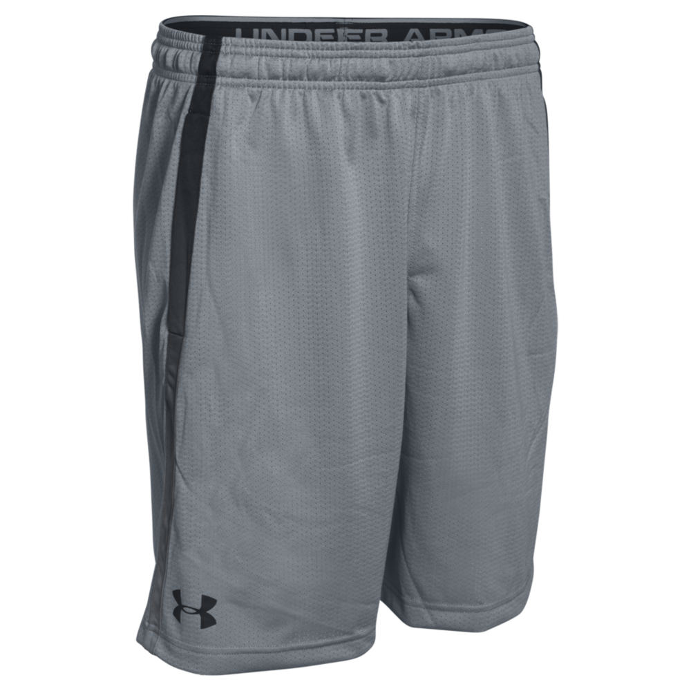 Under Armour Men's Tech Mesh Short Silver Shorts L 709688STLL