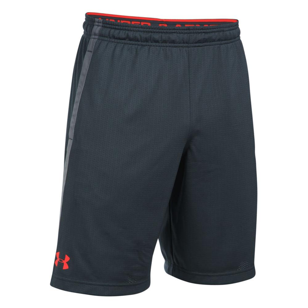 Under Armour Men's Tech Mesh Short Grey Shorts XXL 709688SLG2XL