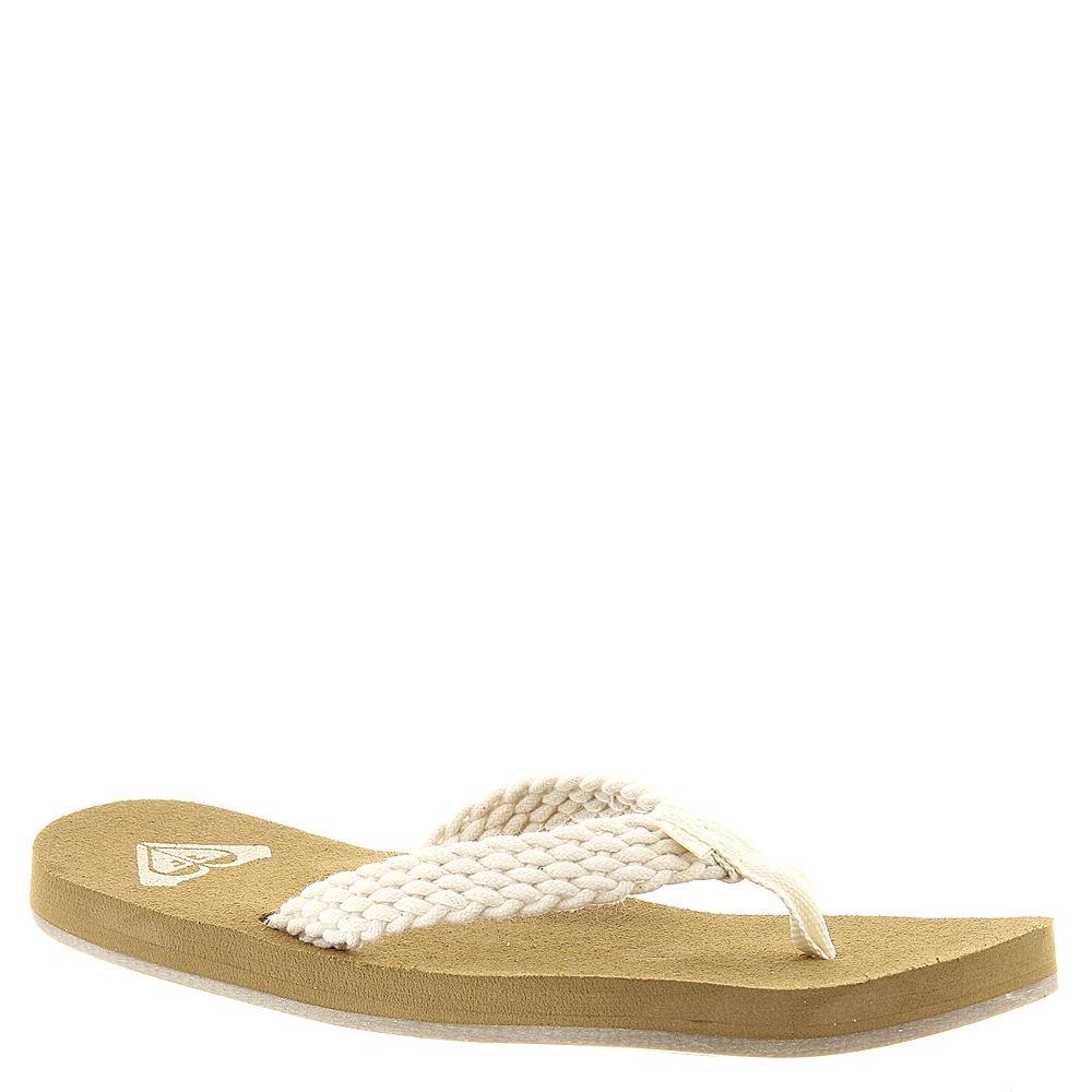 Roxy Porto Women's Bone Sandal 7 M