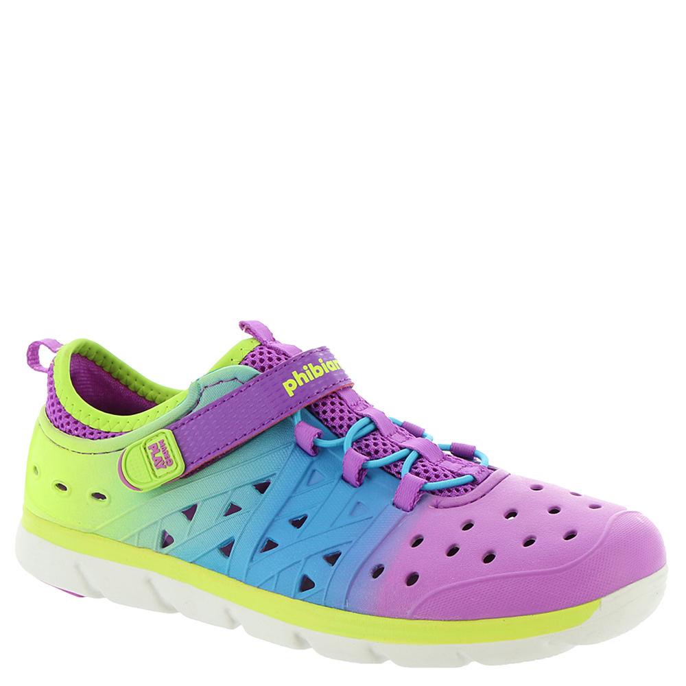 Stride Rite Phibian Girls' Toddler-Youth Pink Slip On 8 T...