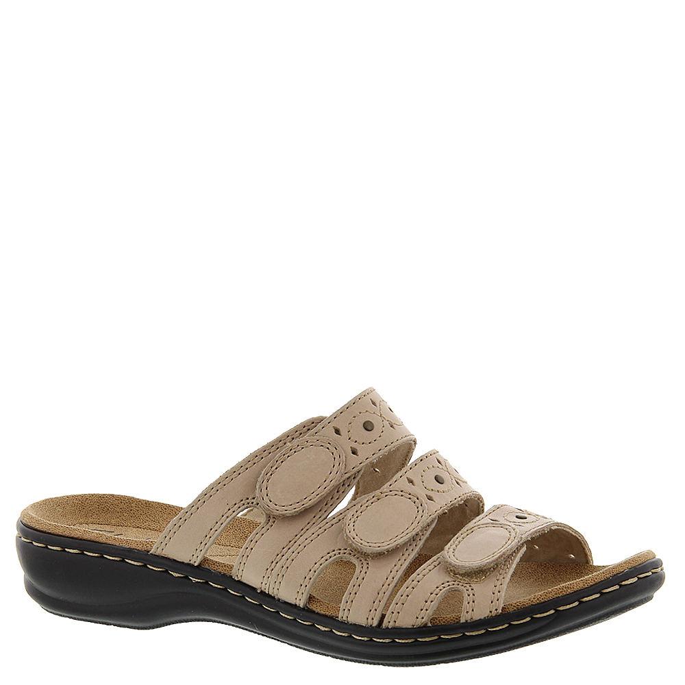 Clarks Leisa Cacti Women's Tan Sandal 11 N 515962NUD110N