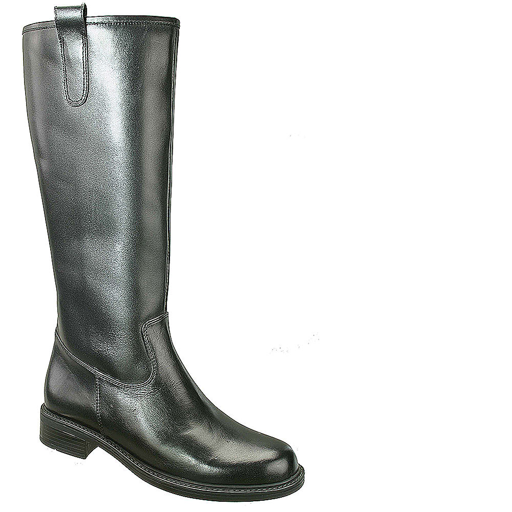David Tate Best 20 Wide Shaft Women's Black Boot 11 M