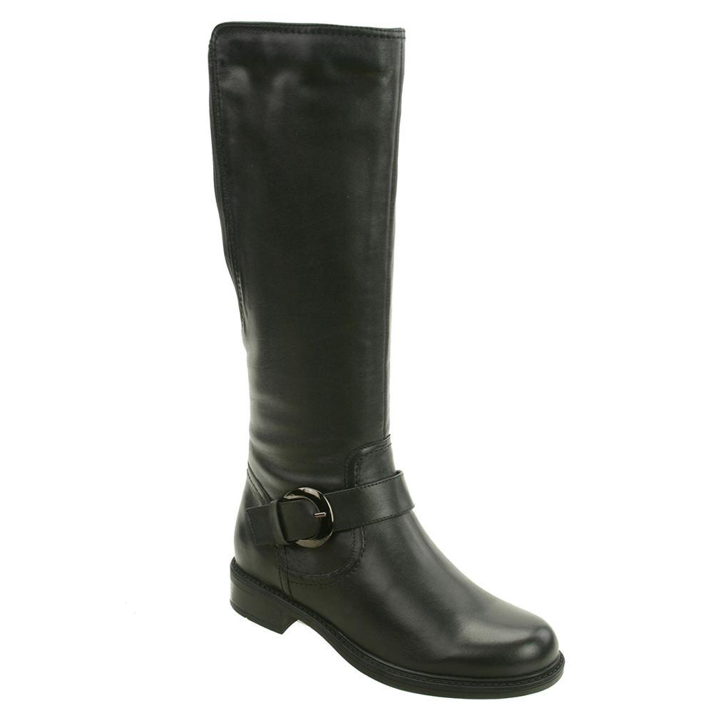 David Tate Branson XW Women's Black Boot 11 W