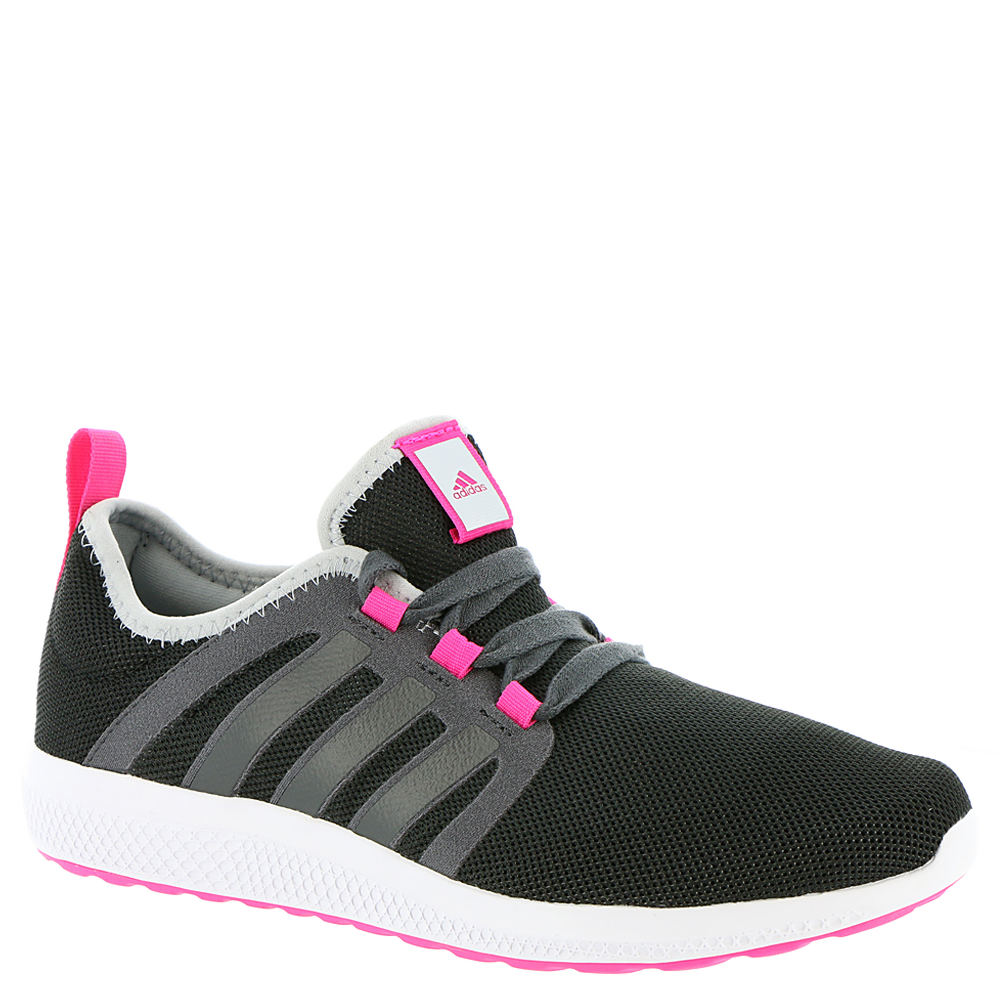 adidas Fresh Bounce Women's Black Running 7.5 M 528812BLK075M