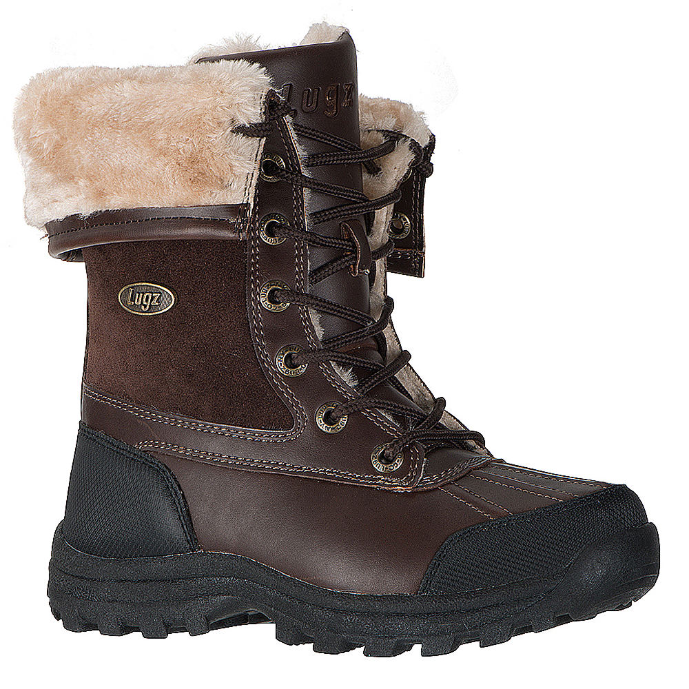 Lugz Tambora Women's Brown Boot 6 M
