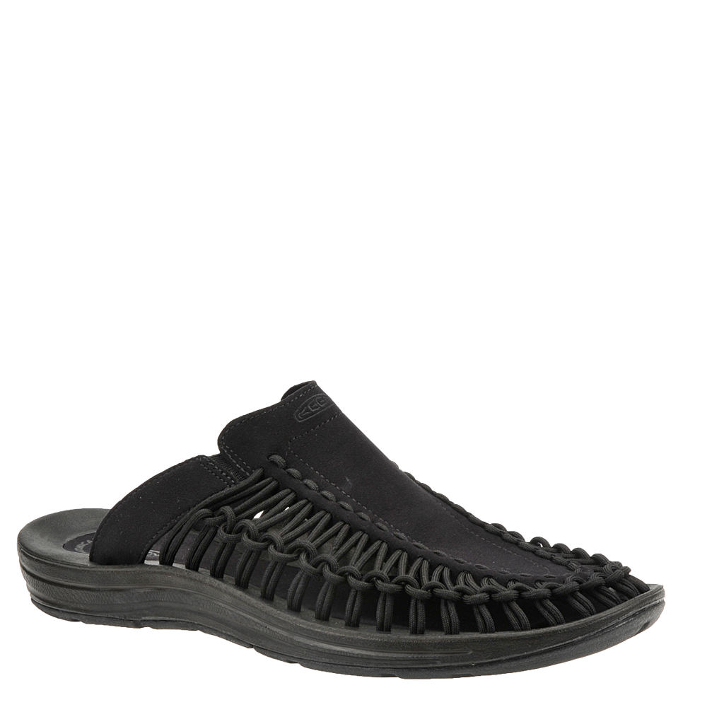 Keen Uneek Slide Men's Black Sandal 13 M