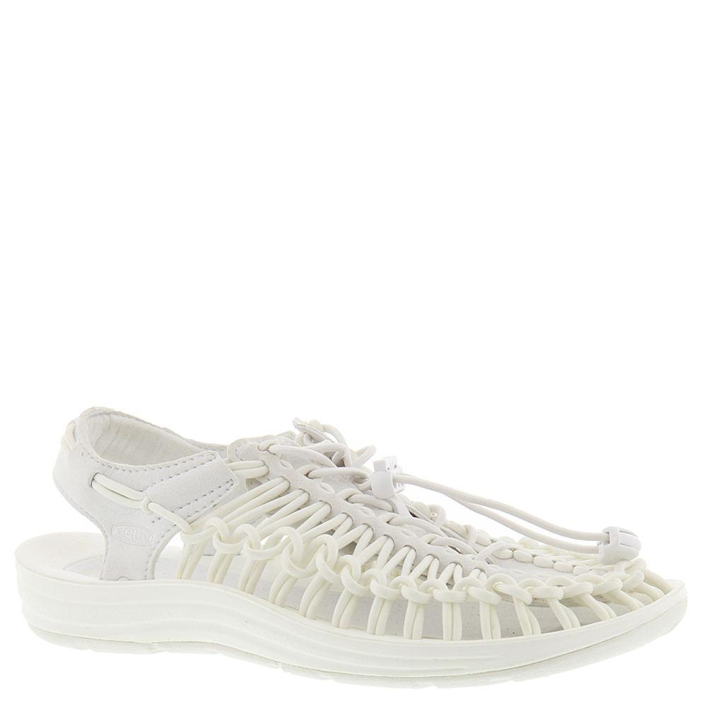 Keen Uneek 8MM Rock Women's White Sandal 7 M