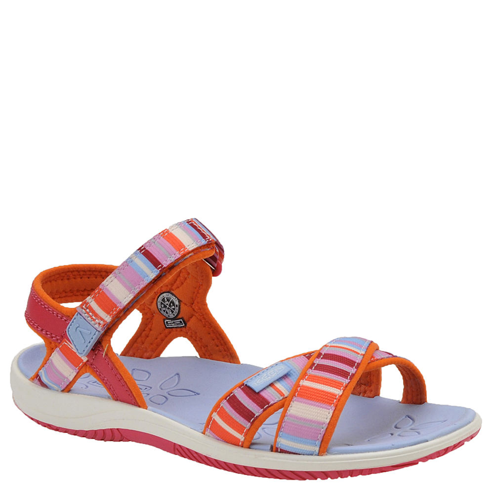 Keen Phoebe Girls' Toddler-Youth Red Sandal 6 Youth M