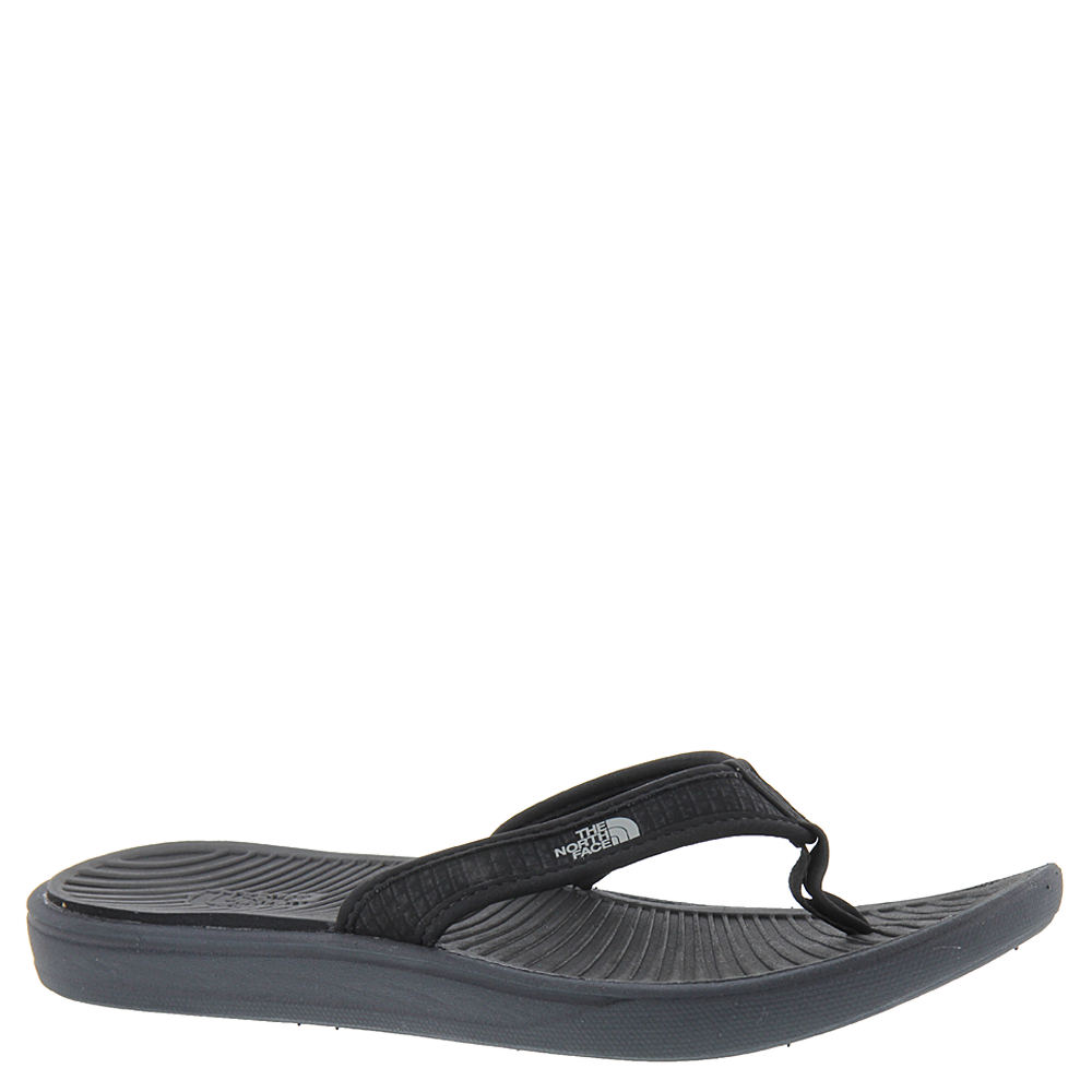 North Face Base Camp Lite Flip-Flop Women's Black Sandal 6 M