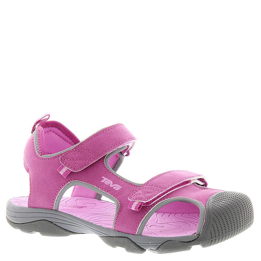 Teva Toachi 4 Girls' Toddler-Youth Pink Sandal 11 Toddler M