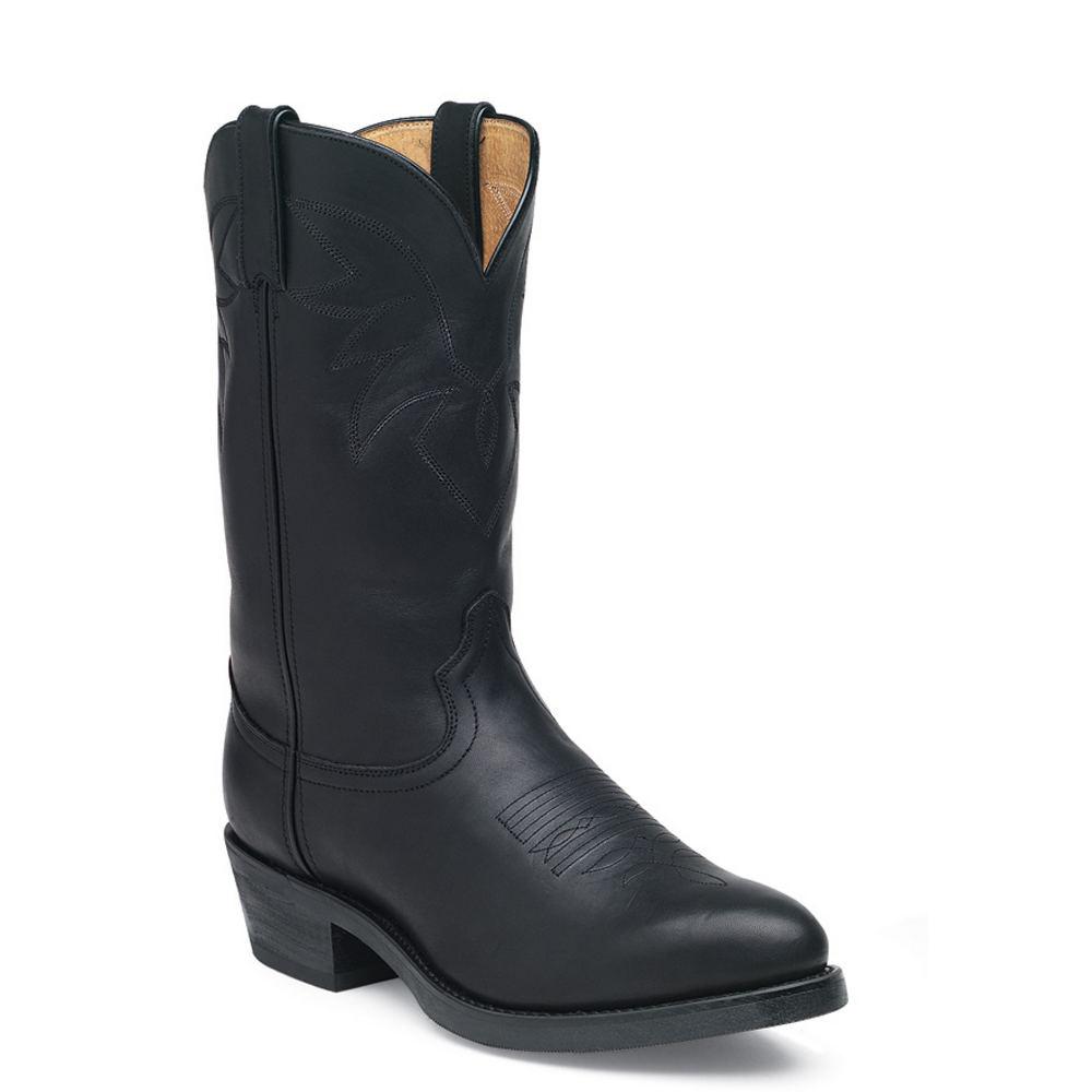 Durango Classic Western Men's Black Boot 10.5 D