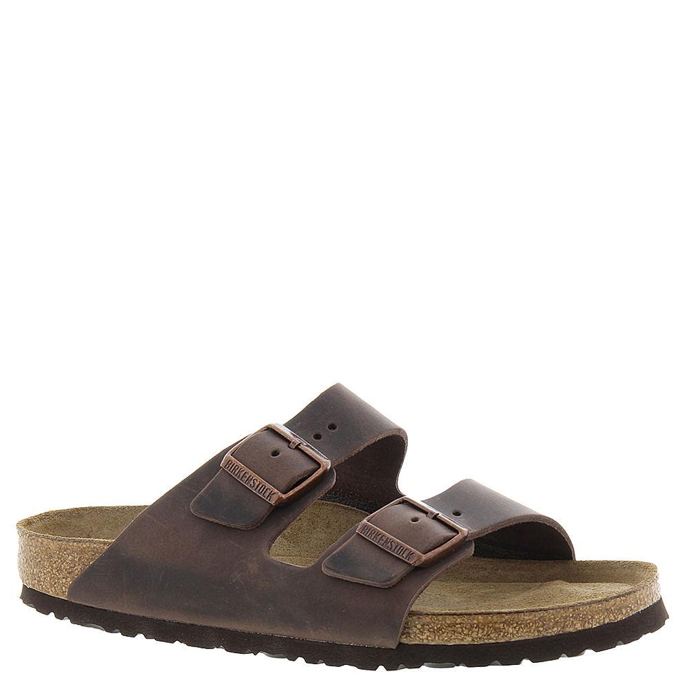 Birkenstock Arizona Soft Footbed Unisex Brown Sandal 38  ...