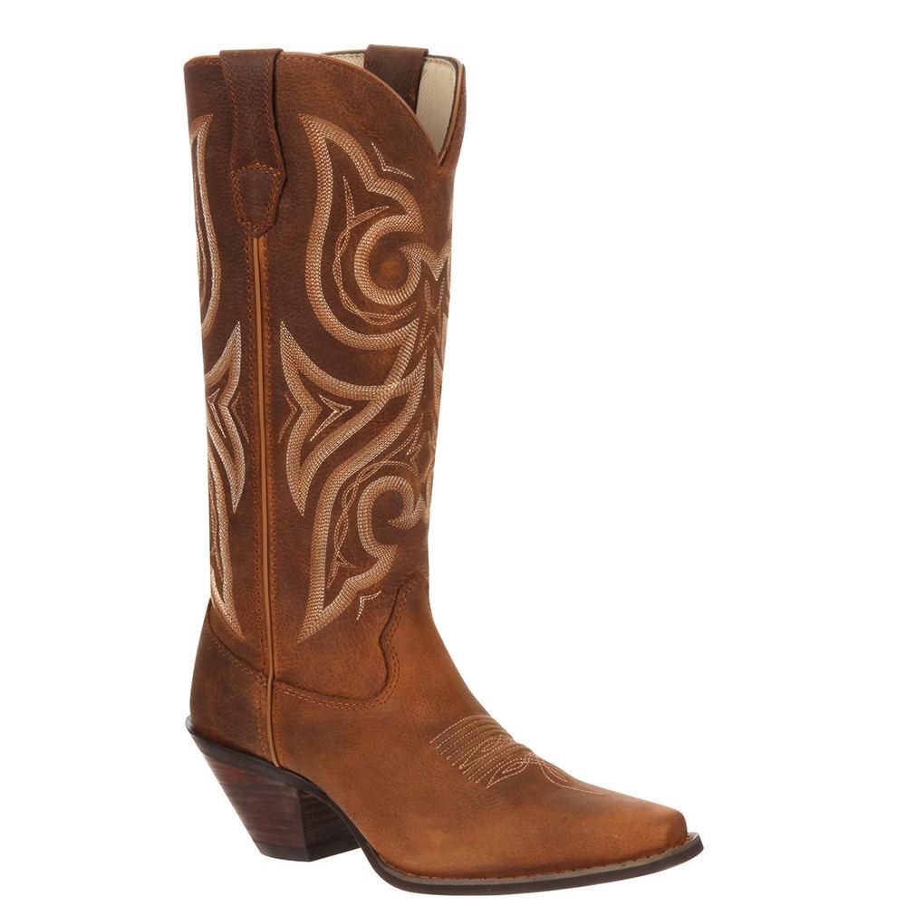 Durango Distressed Jealousy Women's Brown Boot 8.5 M