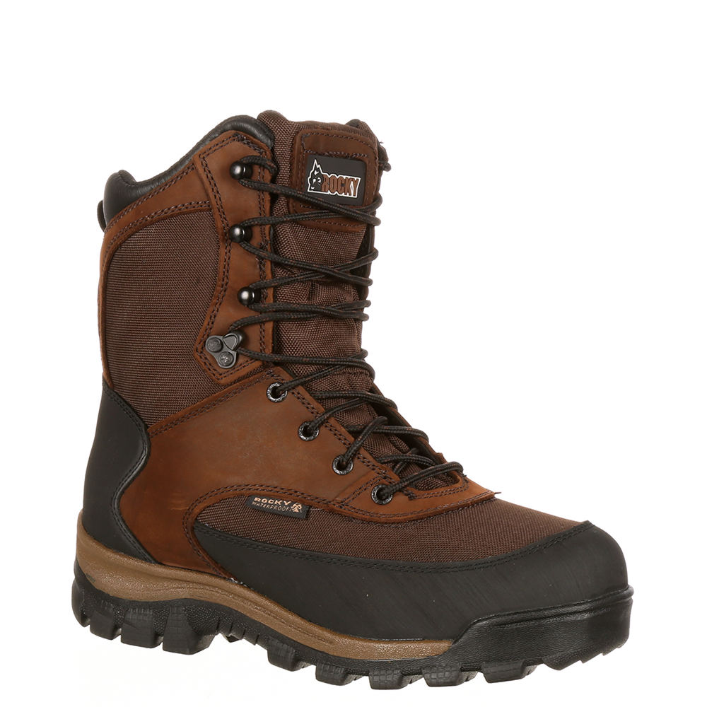 Rocky Core Hiker 800 Gram Men's Brown Boot 12 W