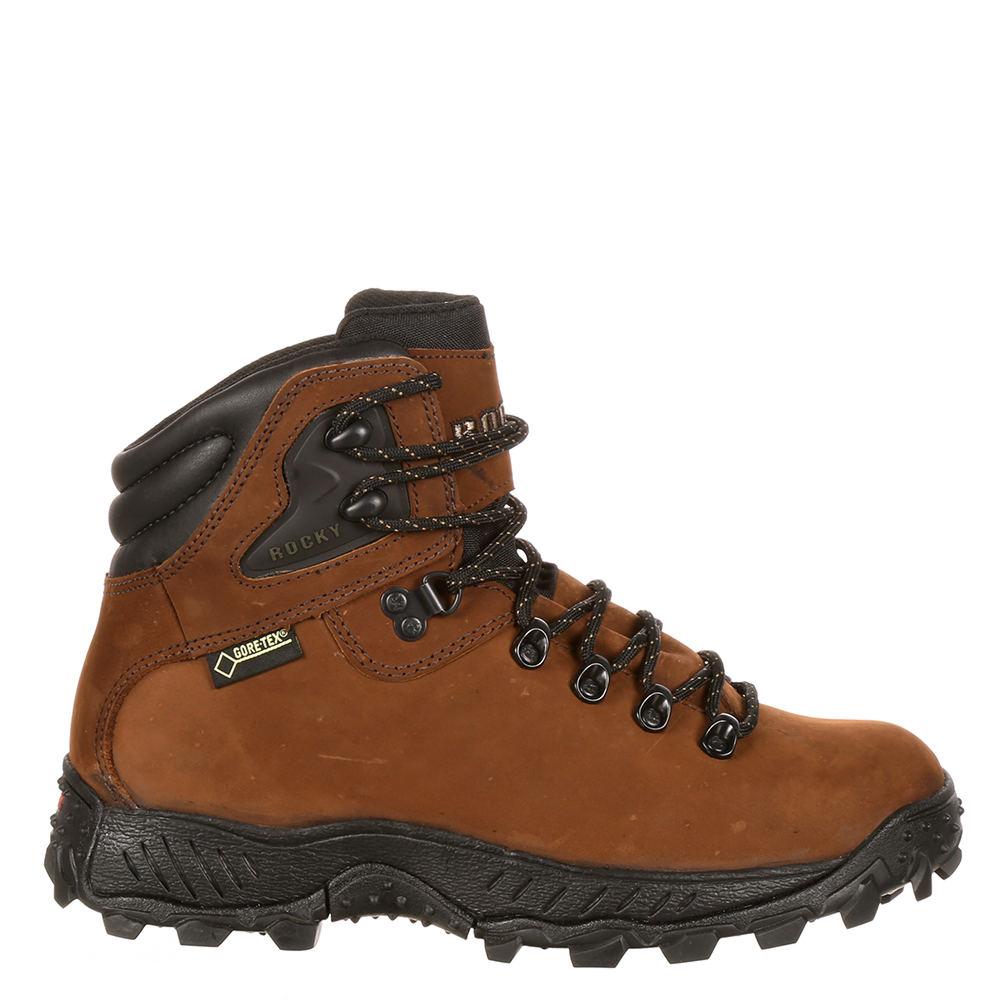 Rocky Creek Bottom Hiker Men's Brown Boot 13 W
