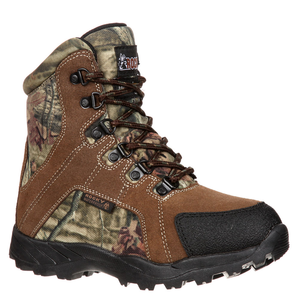 Rocky Kids Hiker 800 Gram Boys' Toddler-Youth Multi Boot ...