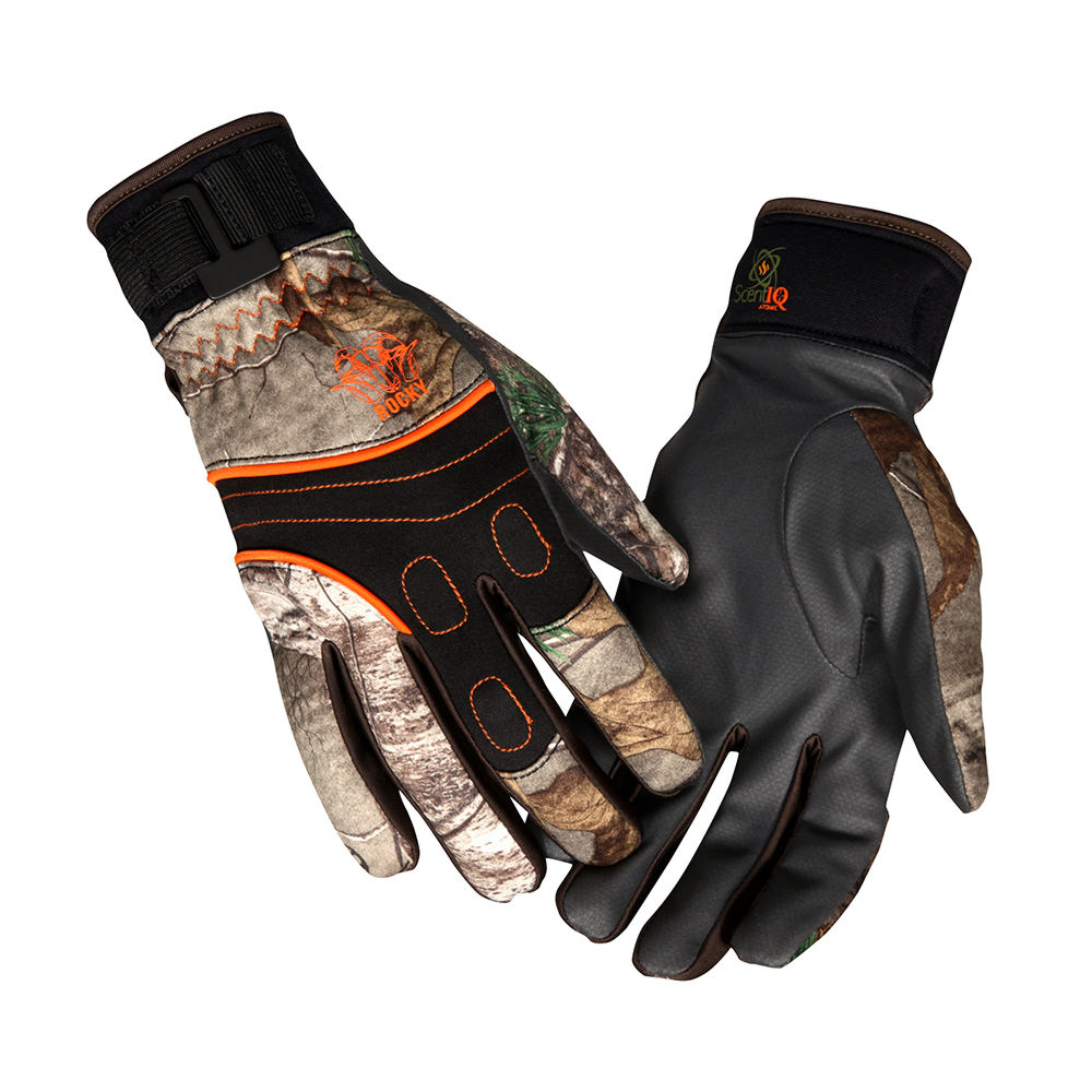 Rocky Men's RAM GripTech Glove Brown Misc Accessories L 641326RLTL
