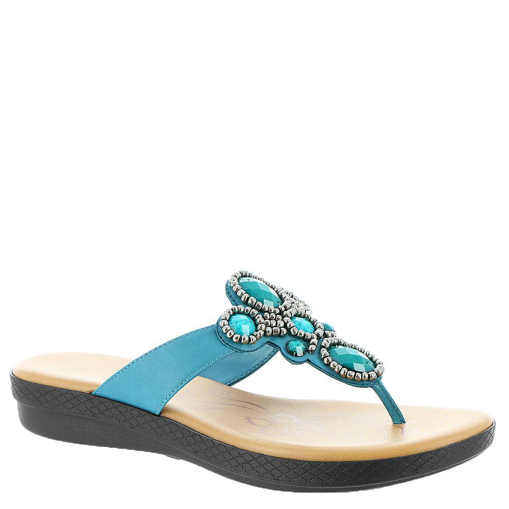 Easy Street Begem Women's Blue Sandal 11 W