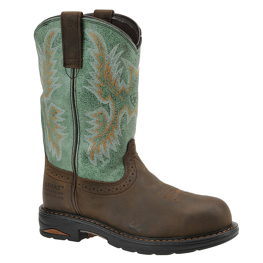 Ariat Tracey Pull-On H2O Women's Blue Boot 10 M